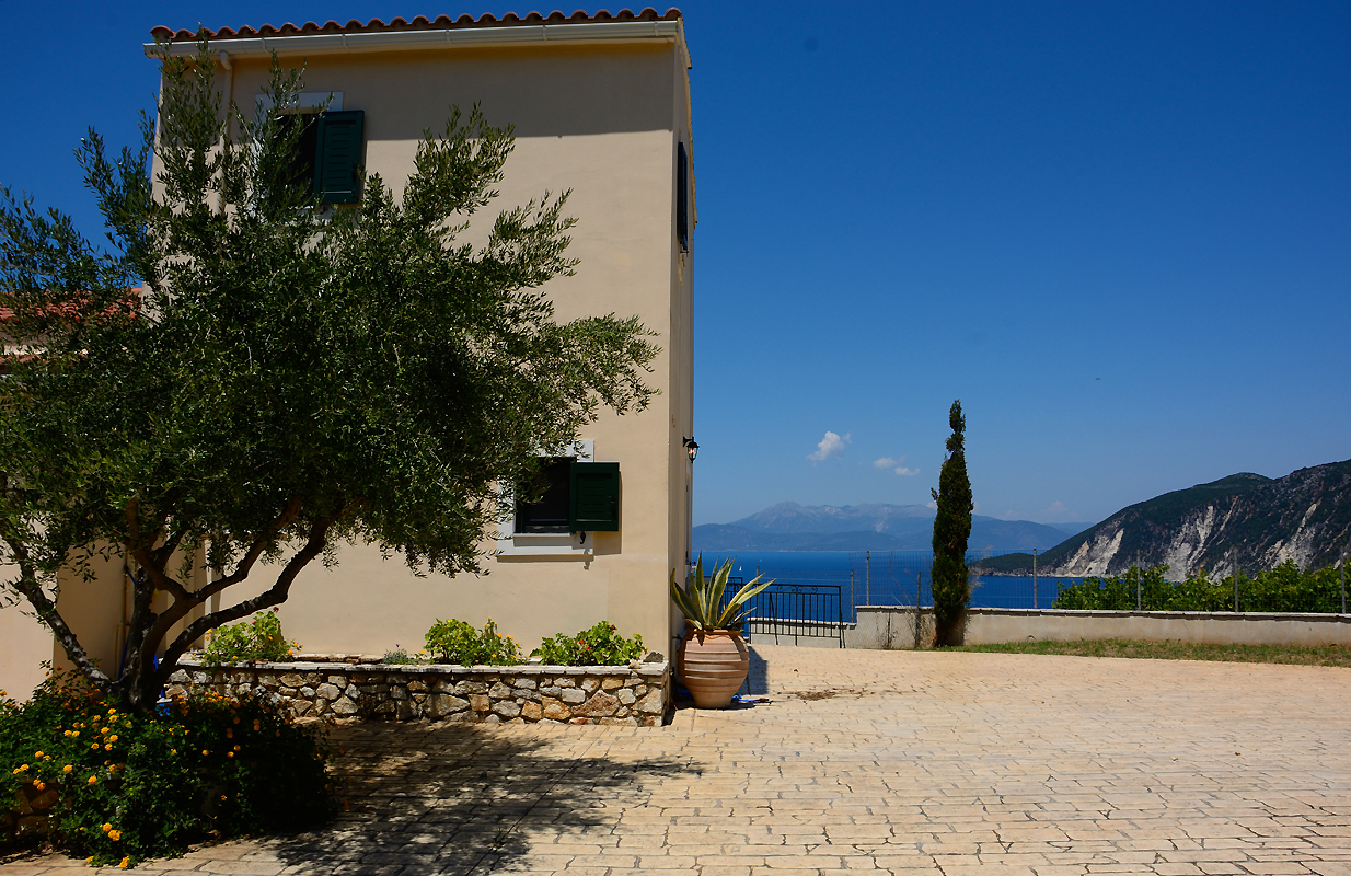 Greek Island Real Estate - Ithaca  Property Greece buy, sell
